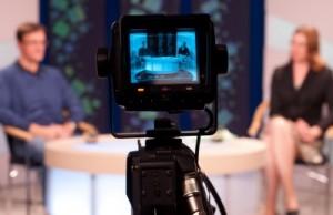 TV broadcast studio