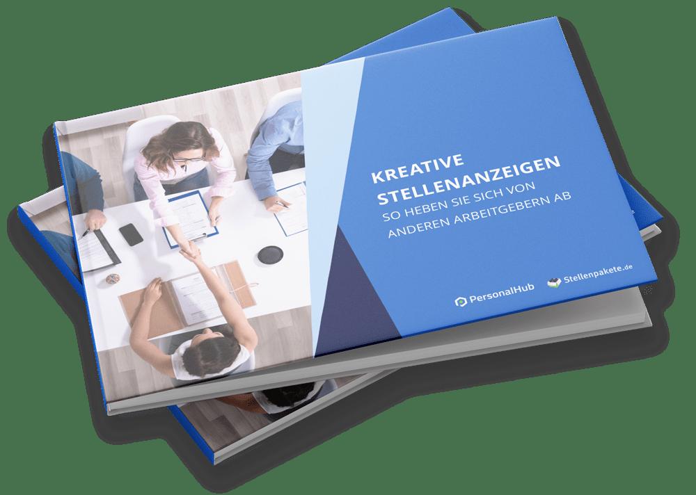 eBook: Kreativität in Ihrer Stellenanzeige – So heben Sie sich von anderen Arbeitgebern ab