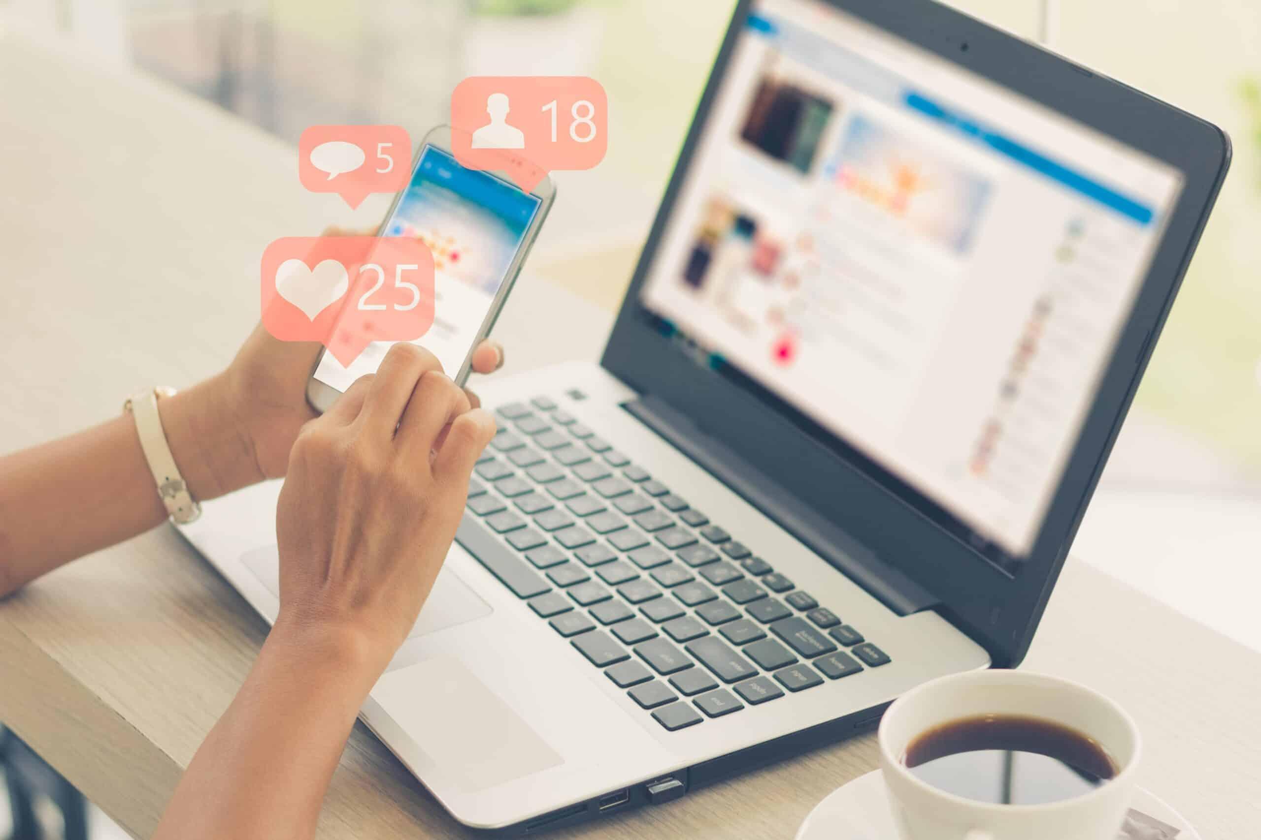 Vorschaubild zum Blogpost mit dem Titel Social Media Recruiting: Definition und Herangehensweisen